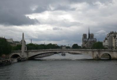 Seine und Notre Dame