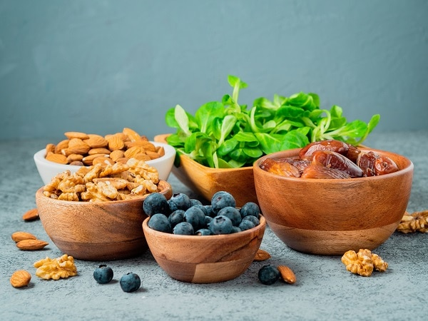 8 Top Rated Superfoods For Mature Adults
