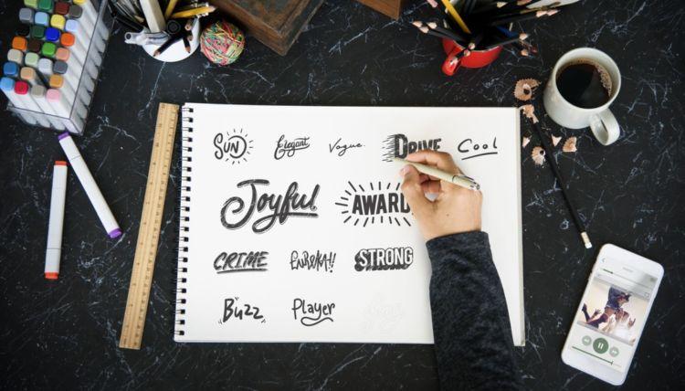 Webdesign Trend Typografie