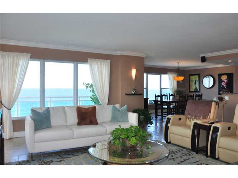 Interior of this new listing at Playa Del Mar on Galt Ocean MIle