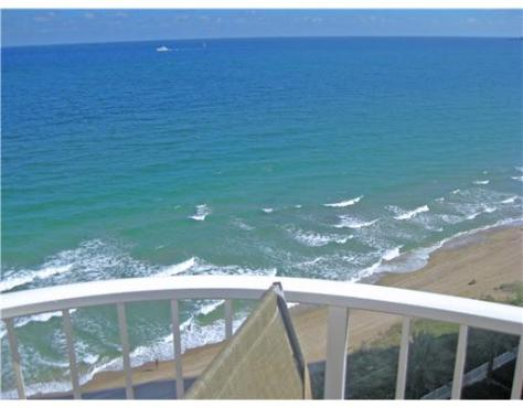 Galt Ocean Mile South Point Condo Ocean Views