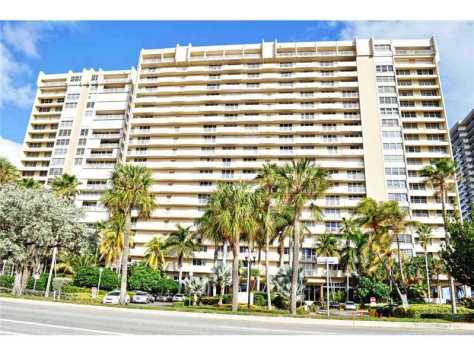 View of Plaza East Condominium here in Fort Lauderdale