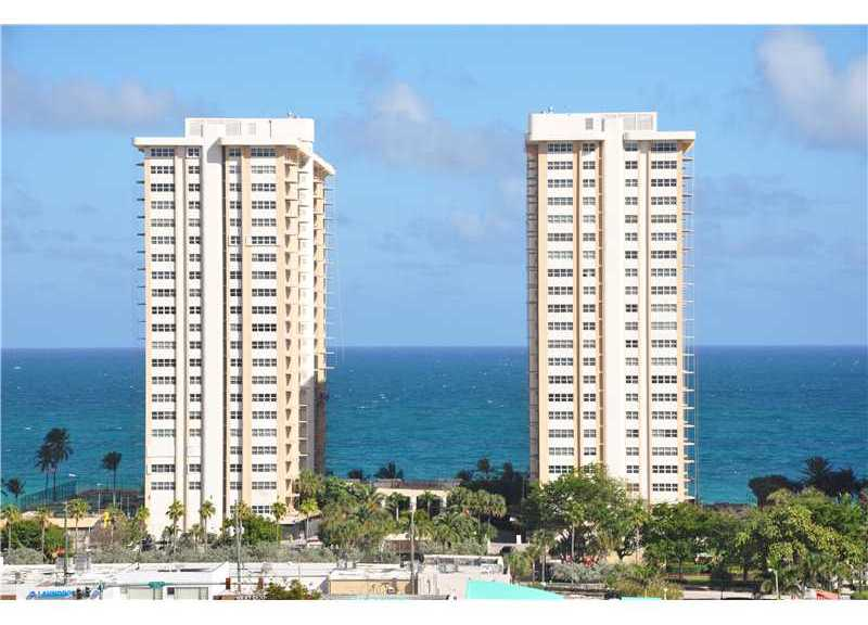 View of Southpoint condominium here in Ft Lauderdale