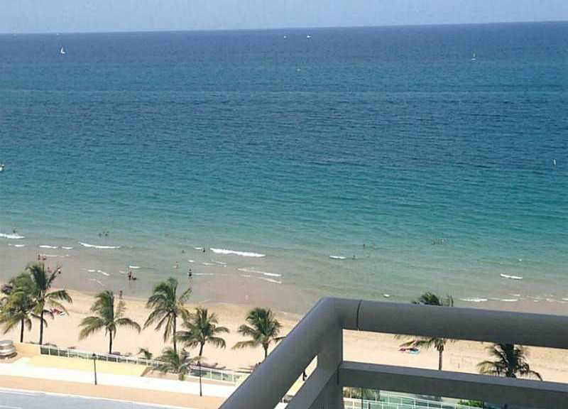 View from a Playa Del Mar condo just listed for sale