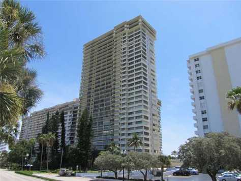 Plaza South condominium Fort Lauderdale