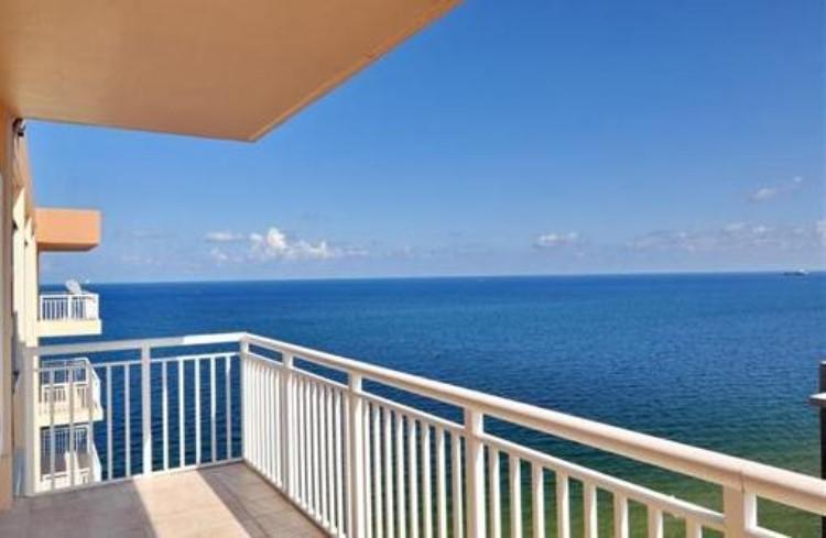 Views from Regency Tower Fort Lauderdale