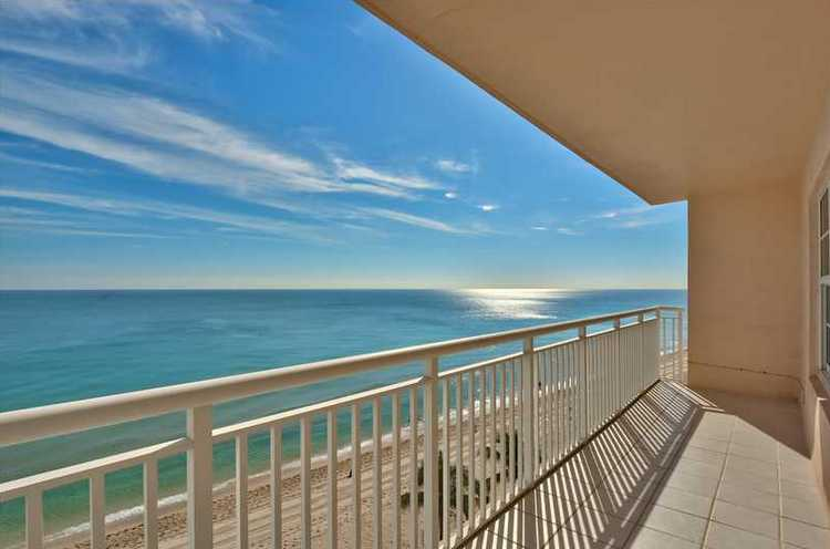Superb ocean views from a Regency Tower Fort Lauderdale condo for sale 3850 Galt Ocean Dr, Fort Lauderdale, FL