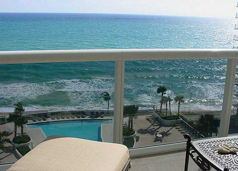Views from a luxury Fort Lauderdale condo for sale here in L'Ambiance