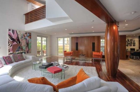 View of a Mid Century Fort Lauderdale Condo