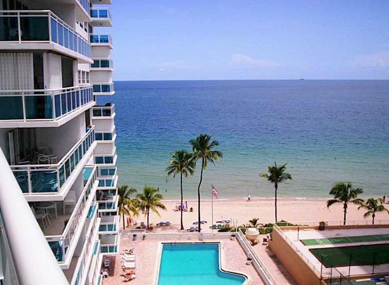 Views Fort Lauderdale oceanfront condo for sale in The Commodore