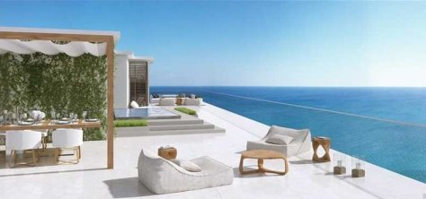 View luxury Fort Lauderdale new construction oceanfront condos for sale
