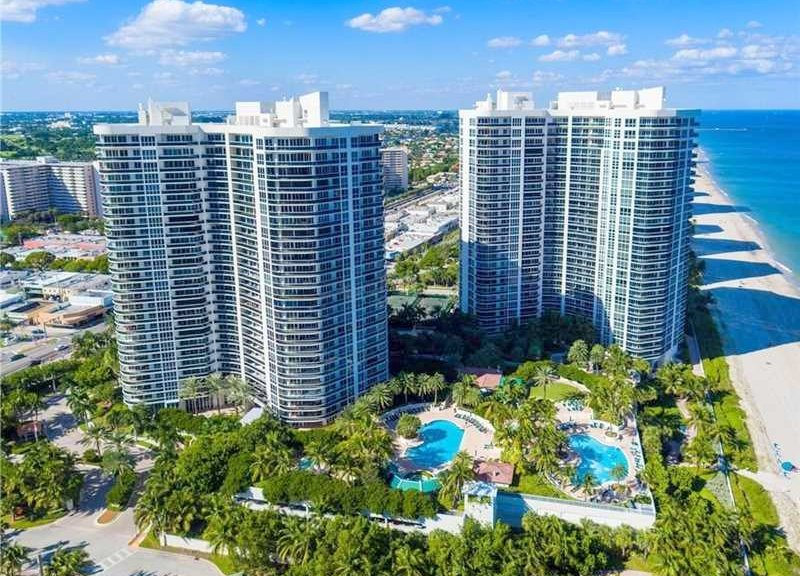 View luxury L'Hermitage condos for sale Fort Lauderdale