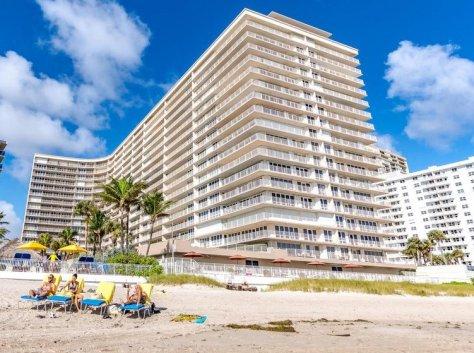 View The Galleon condominium Galt Ocean Mile Fort Lauderdale