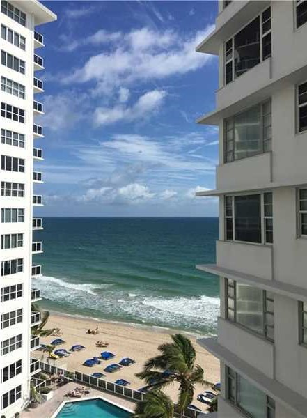 View 2 bedroom condo recently sold Edgewater Arms Galt Ocean Mile - Unit 8C