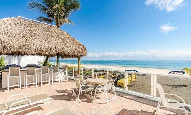 Oceanfront views Fort Lauderdale condo for sale Royal Ambassador on Galt Ocean Mile