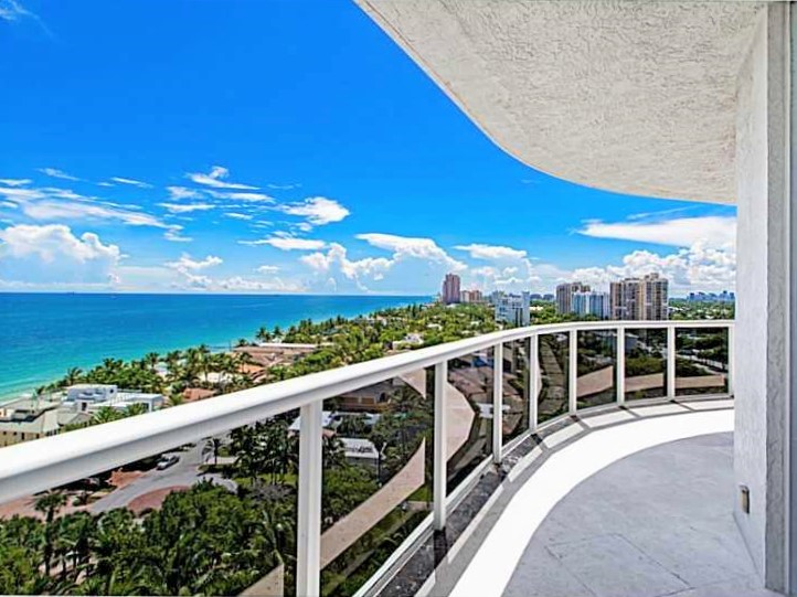 View Fort Lauderdale condo for sale L'Hermitage Galt Ocean Mile