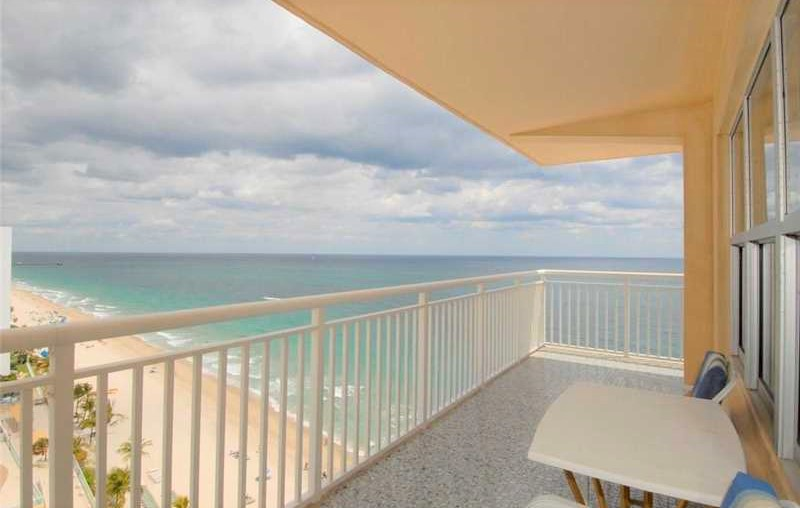 View Fort Lauderdale condo for sale Regency Tower Galt Ocean Mile