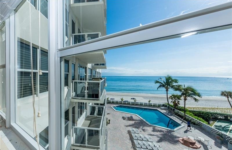 View Fort Lauderdale oceanfront condo for sale Royal Ambassador on Galt Ocean Mile
