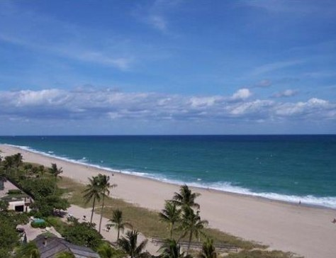 Direct oceanfront views unit 812- Sea Ranch Club Lauderdale by the Sea