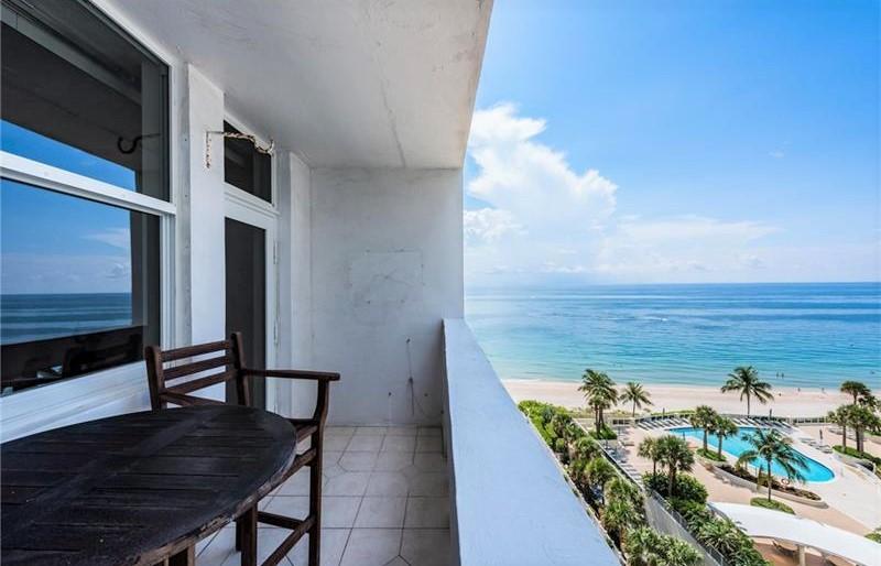 View Galt Towers oceanfront condo for sale Galt Ocean Mile Fort Lauderdale