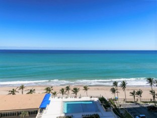 View Plaza East Fort Lauderdale condo sold highest square foot price 2017 - Unit 11B