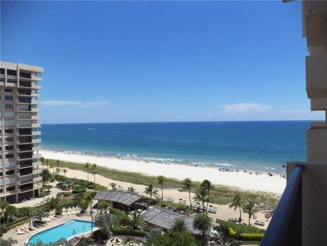 View Sea Ranch Club Lauderdale by the Sea condo just listed for sale - Unit 1104
