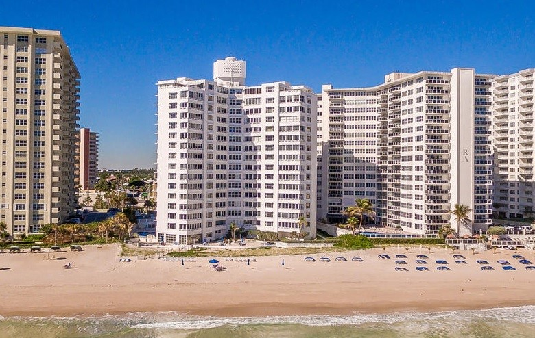 Edgewater Arms Galt Ocean Mile condos for sale: 3600 Galt Ocean Dr, Fort Lauderdale