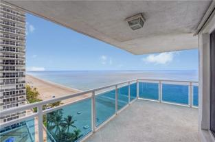 Ocean views The Commodore condos Fort Lauderdale sold 2017