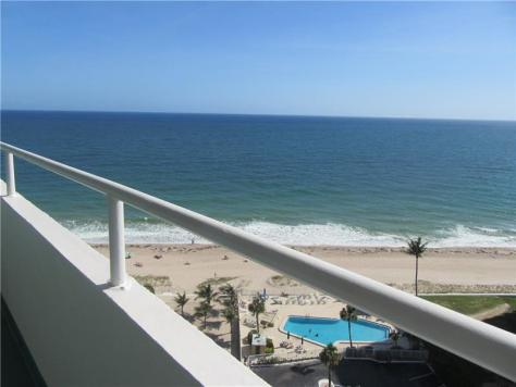 View Caribe condo Lauderdale by the Sea pending sale - Unit 1508
