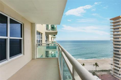 View Galt Ocean Mile condo recently sold Playa del Mar - Unit 1204
