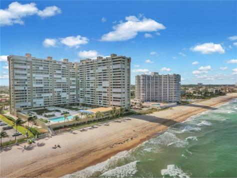 View Plaza East Galt Ocean Mile condos for sale - Unit 5G