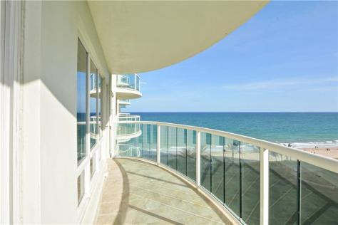 View 1 bedroom Galt Ocean Mile condo recently sold Southpoint