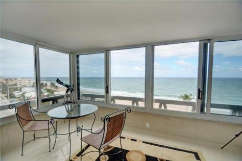View Galt Ocean Mile condo pending sale Fountainhead Unit 7A