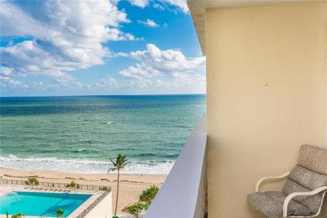 View Galt Ocean Mile condo recently sold Galt Towers Unit 10J