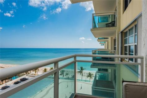 View Galt Ocean Mile condo recently sold Playa del Mar Fort Lauderdale Unit 912