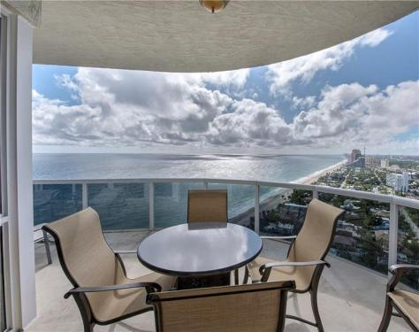 View L'Hermitage Fort Lauderdale Penthouse 2708 Pending Sale