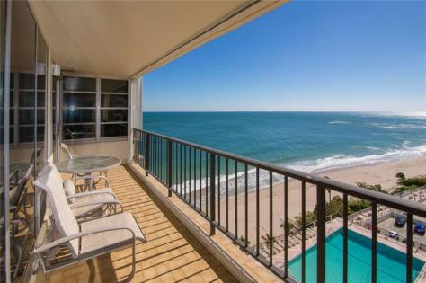 View oceanfront condo for sale Galt Ocean Mile Fort Lauderdale