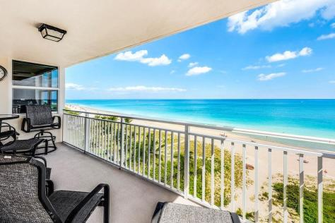 Stunning ocean views oceanfront condo recently sold here in Fort Lauderdale