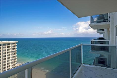View 2 bedroom Playa del Sol condo for sale Galt Ocean Mile Fort Lauderdale