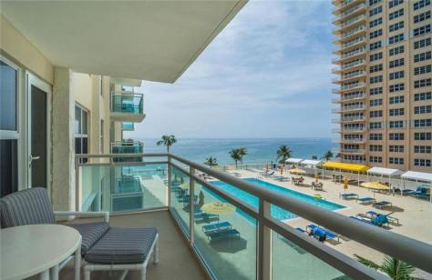 View Galt Ocean Mile condo just listed for sale Playa del Mar - Unit 303