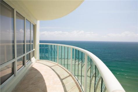 Another great view from this Southpoint condo recently sold - Unit 1402N
