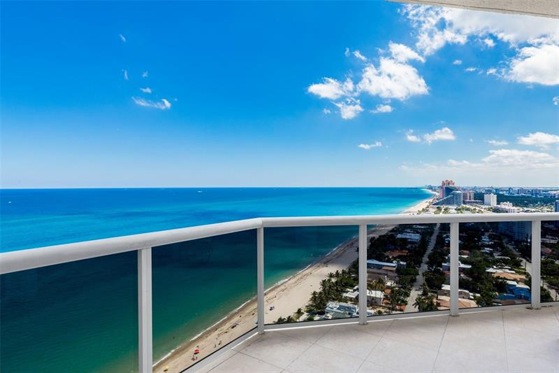 View L'Hermitage 3100 N Ocean Blvd Fort Lauderdale condo for sale