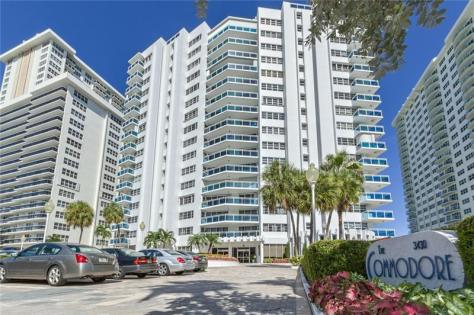 View The Commodore condominium 3430 Galt Ocean Drive Fort Lauderdale