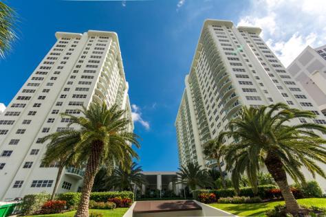 View Southpoint condominium 3400 & 3410 Galt Ocean Drive Fort Lauderdale Florida