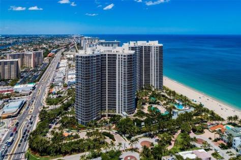 View L'Hermitage 3100 North Ocean Blvd Galt Ocean Mile Fort Lauderdale