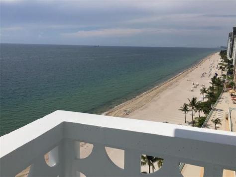 View Ocean Summit 4010 Galt Ocean Mile condo recently sold - Unit 1104
