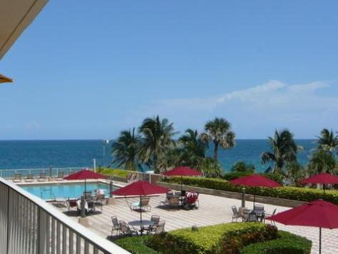 View The Galleon 4100 Galt Ocean Drive Fort Lauderdale condo just listed for sale - Unit 208