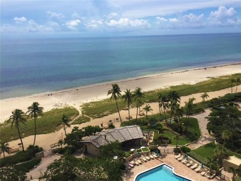 View Sea Ranch Club condo just listed for sale Lauderdale by the Sea - Unit 1405