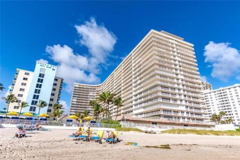 View The Galleon condominium 4100 Galt Ocean Drive Fort Lauderdale