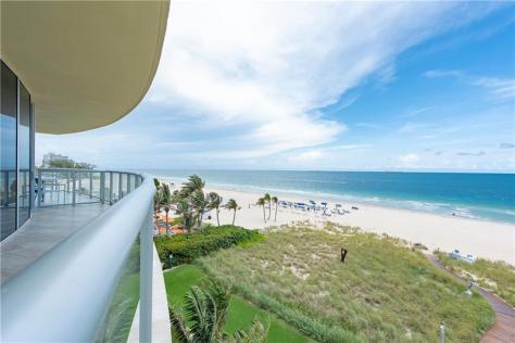 View 2 bedroom Fort Lauderdale oceanfront condo for sale